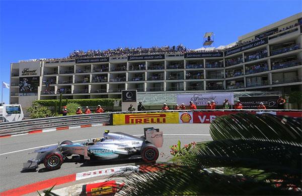 Fairmont Hotel Monte Carlo, Monte Carlo