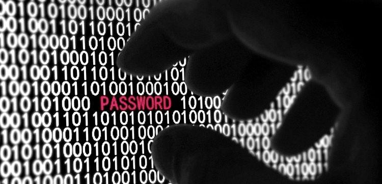 Password hacked hacker
