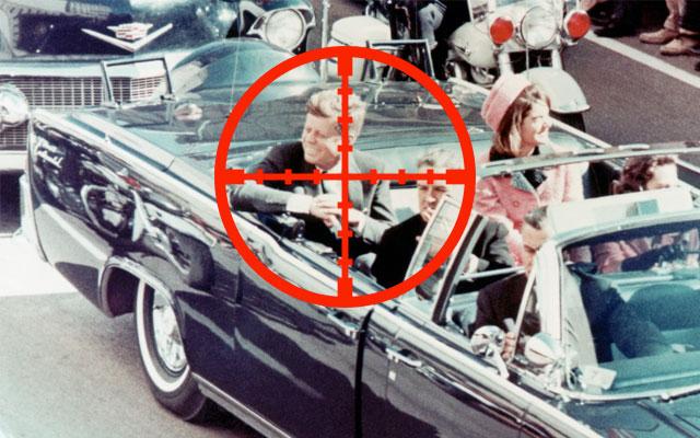 Ex-agente confessa que morte de Kennedy foi um trabalho interno