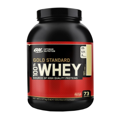 whey on optimum nutrition