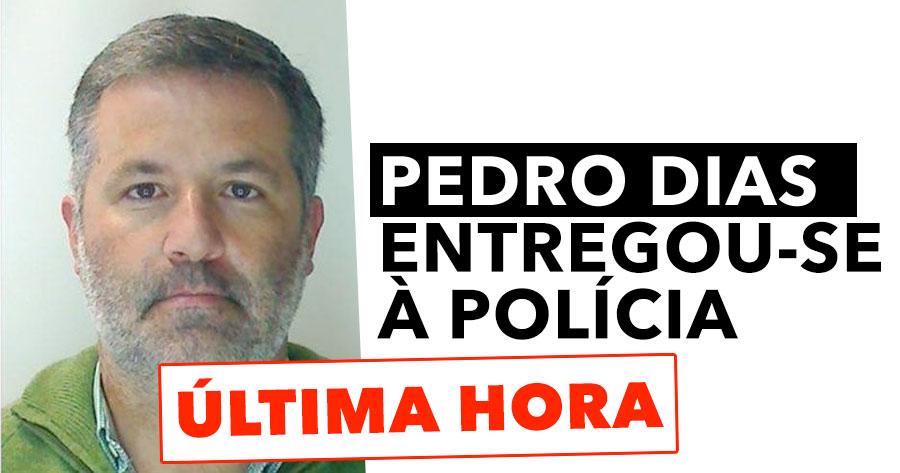 Resultado de imagem para Pedro Dias entregou-se em Arouca (Atualização)