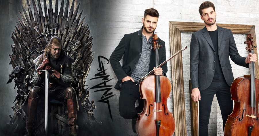 ARREPIANTE: 2Cellos levam tema de GAME OF THRONES à mágica Dubrovnik