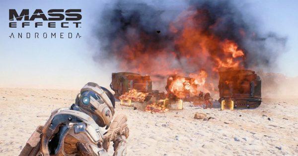 MASS EFFECT: ANDROMEDA - Gameplay, Armas e Muito Mais!