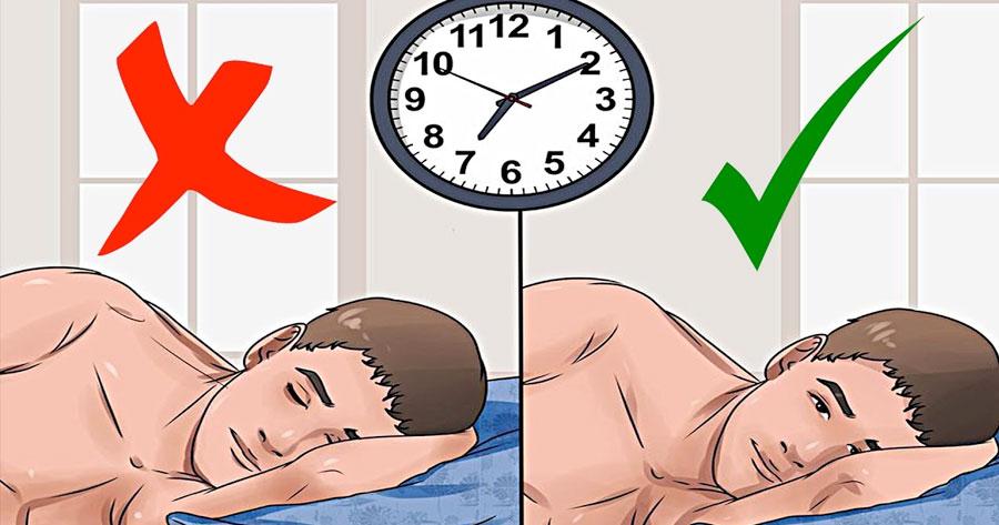A REGRA DOS 90 MINUTOS para acordares com energia e boa disposição