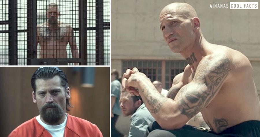 SHOT CALLER: ele nem era bandido.. até ir parar à prisão!