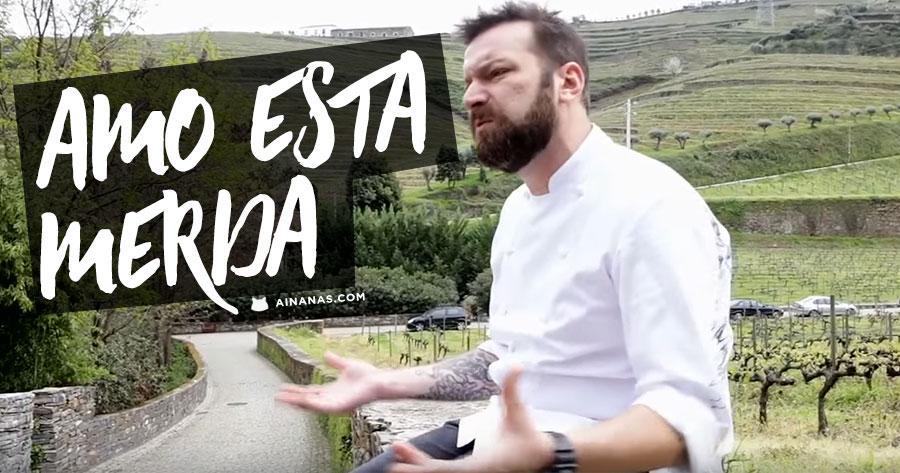 """Ljubomir Stanisic: """"Amo esta merda, é um povo único"""""""