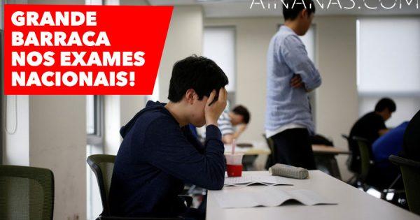Escandalosa Fuga de Informação deu Barraca no Exame Nacional de Português do 12º Ano