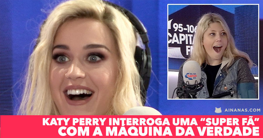 Katy Perry submete
