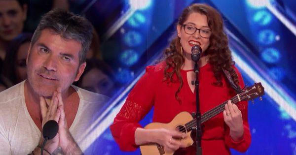 Cantora SURDA tem performance emocionante no Got Talent