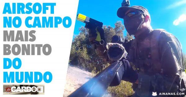 CARDOO: Airsoft em Português.. com uma homenagem ao Ainanas!