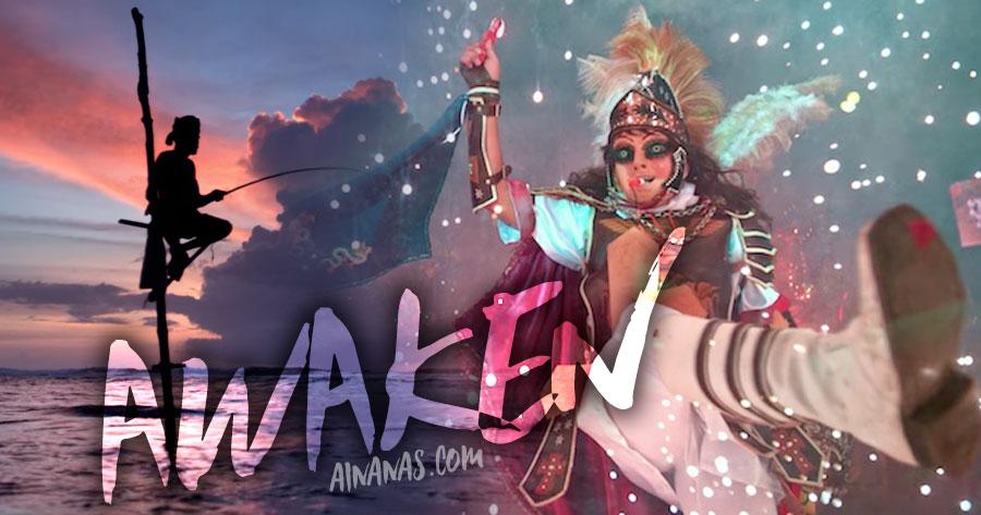 AWAKEN 4K: o nosso mundo como nunca o viste