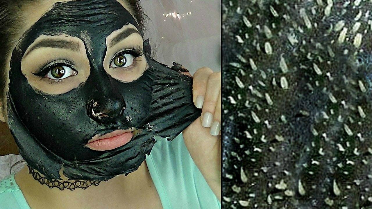 Como fazer máscara preta para limpar a pele