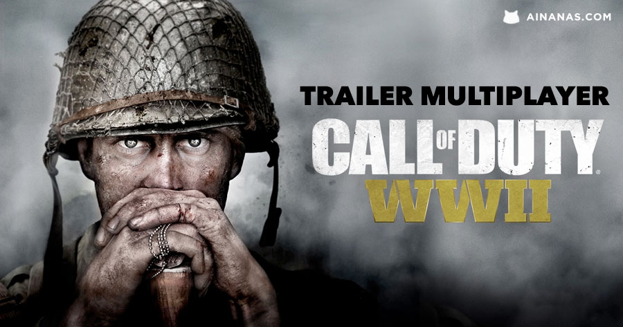 Junta os camaradas: CALL OF DUTY: WWII – Multiplayer