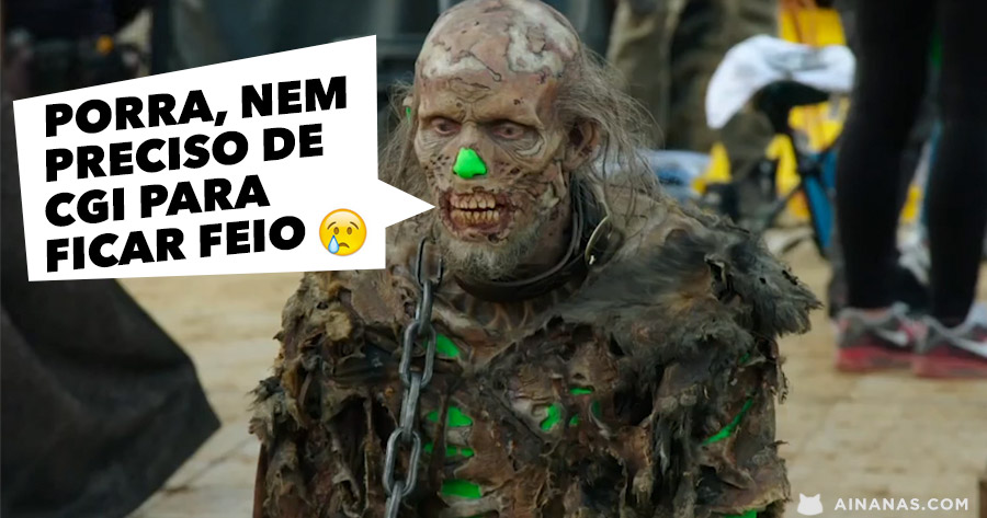 Vê como foi feita a cena do Morto no Dragon Pit no Season Finale de GOT