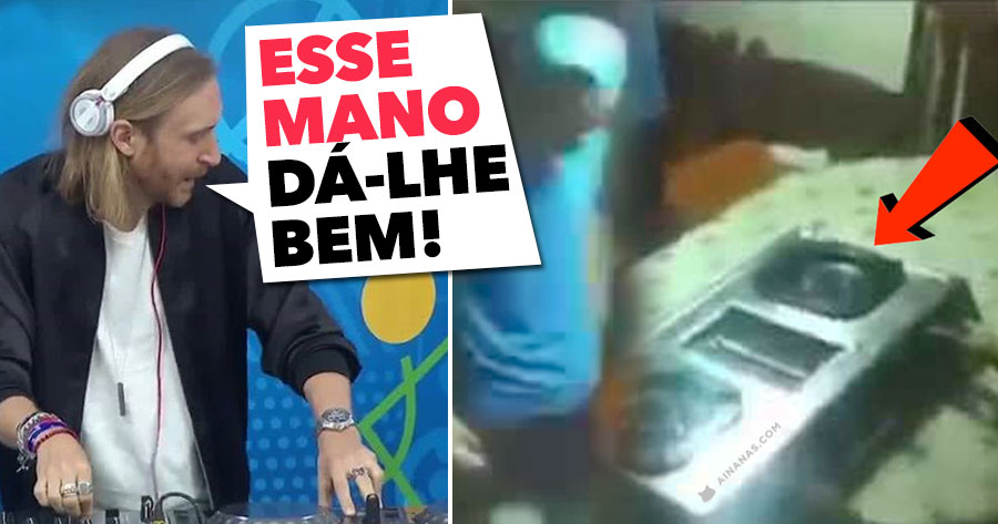 DJ FOGÃO é mais real do que muitos