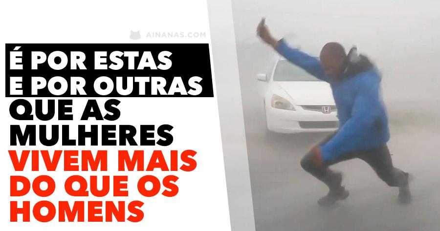 Reporter DESAFIA FURACÃO para um Mano a Mano