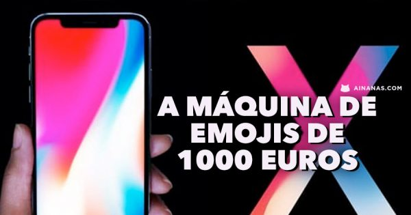 iPARODIA: Já gozam com o novo iPhone X