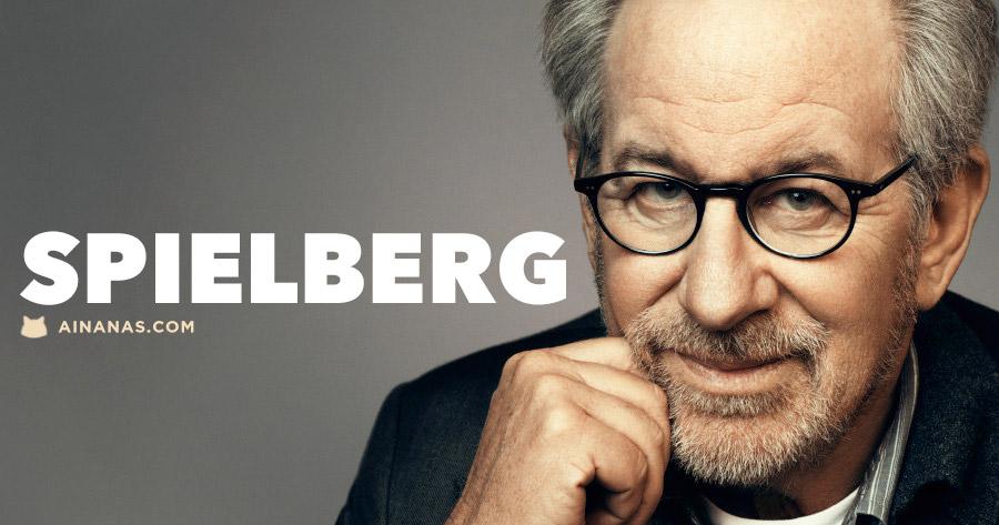 SPIELBERG: A história de um contador de histórias
