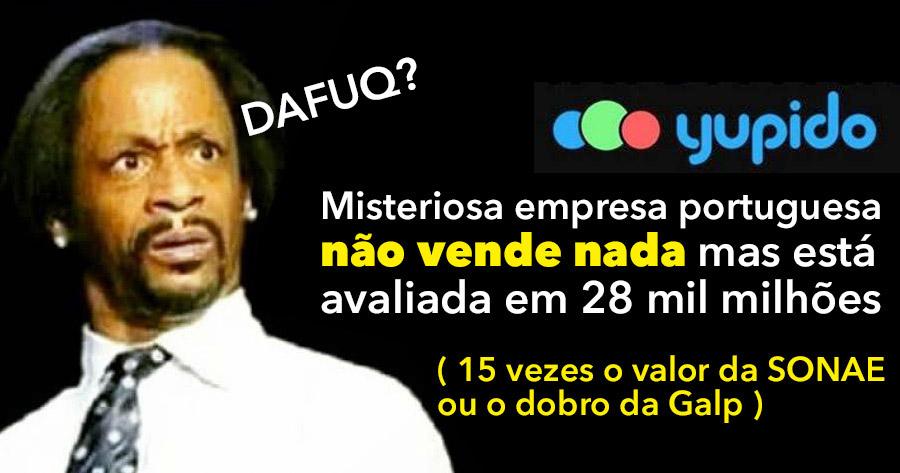 Misteriosa Empresa Portuguesa tem capital social de 28 MIL MILHÕES