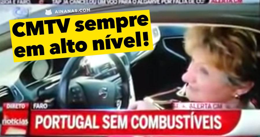 CMTV faz as perguntas importantes sobre a FALTA DE COMBUSTÍVEIS