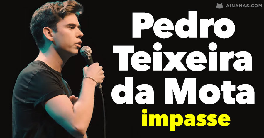 Pedro Teixeira da Mota lança IMPASSE