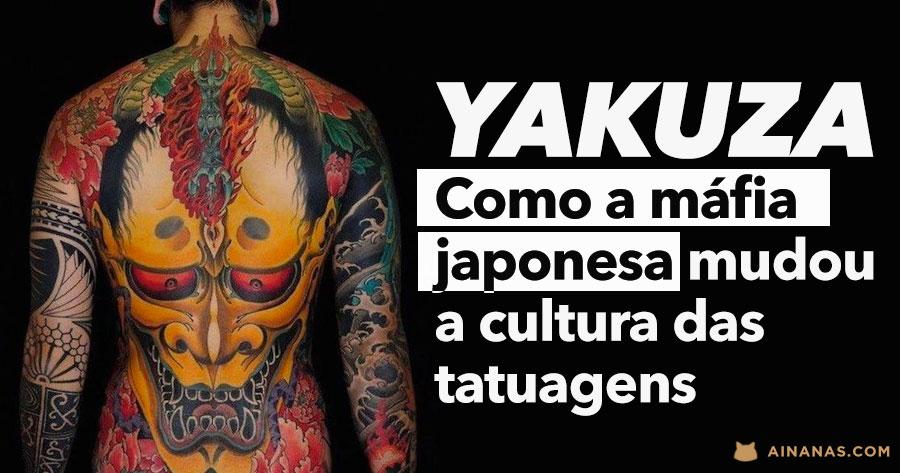 YAKUZA: Como a máfia japonesa mudou a cultura das tatuagens