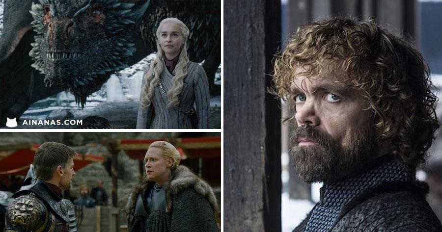 HBO revela como foi feito o 4º Episódio da 8ª Temporada de GoT