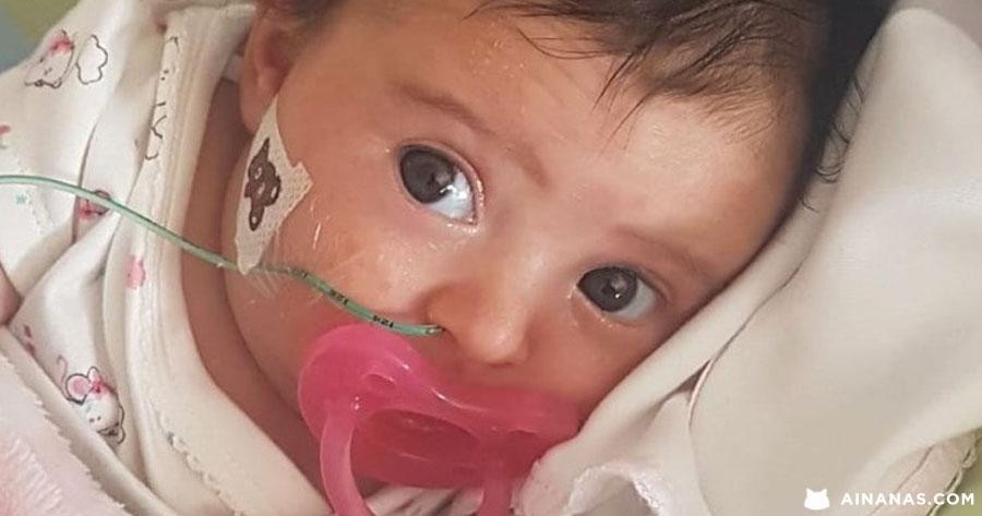 Para a Matilde viver precisa do medicamento mais caro do mundo.. custa 2 milhões!