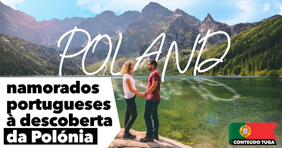Namorados Portugueses Aventuram-se na Polónia