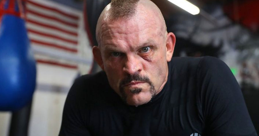 THE ICE AGE: A história de Chuck Liddell - Campeão Veterano do MMA