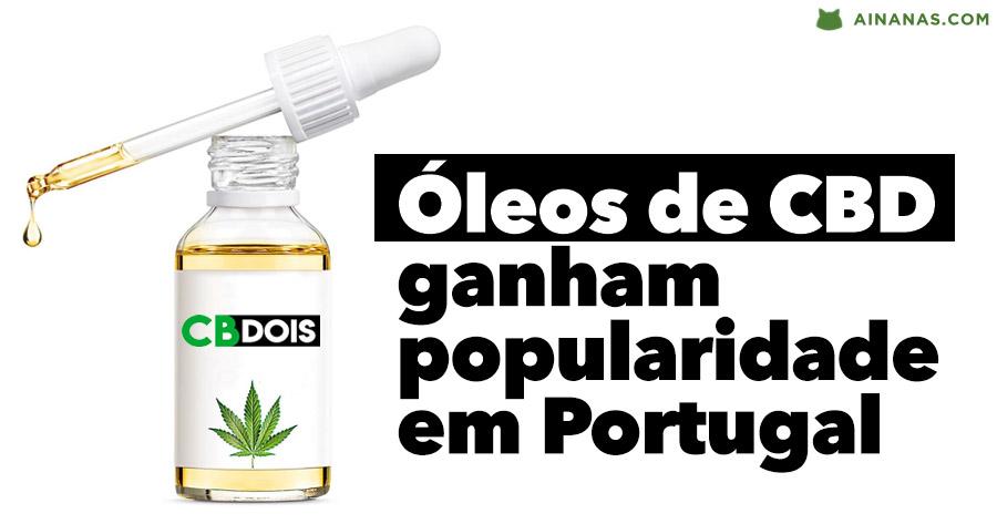 CBDOIS: óleos de CBD ganham popularidade em Portugal