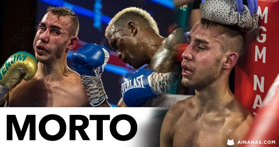 Lutador de Boxe MORRE com danos cerebrais após combate