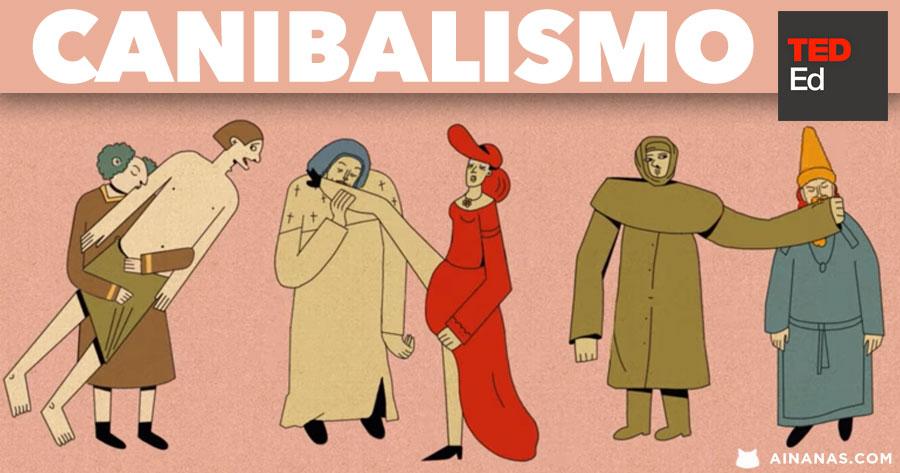 Uma Breve História do CANIBALISMO