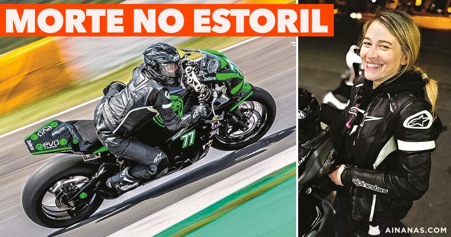 Motociclista MORRE após Acidente no Autódromo do Estoril