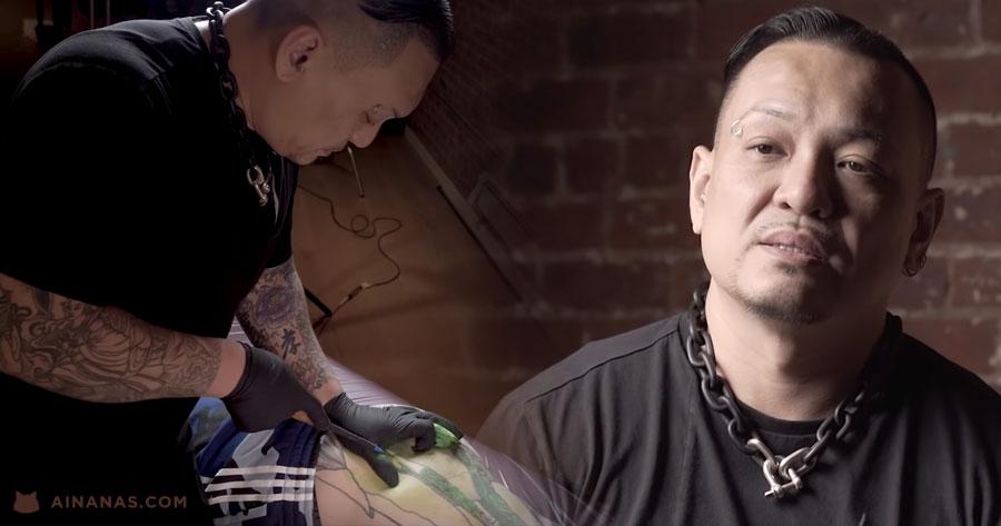 Com que então queres uma tatuagem TEBORI?