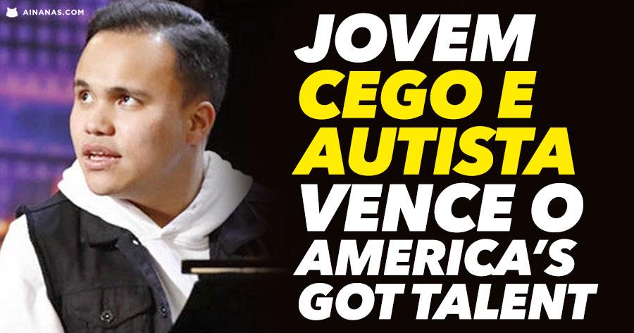KODI LEE: jovem cego e autista vence America's Got Talent