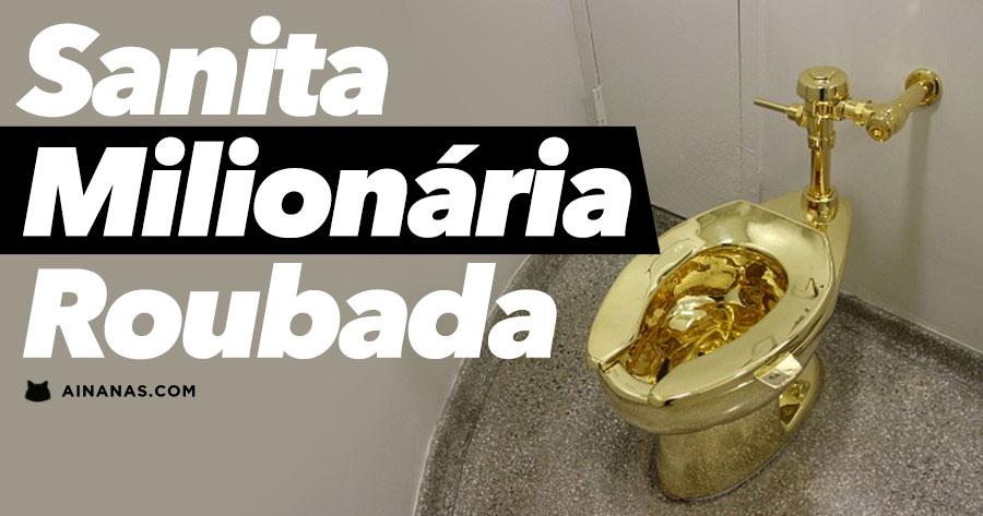 Sanita MILIONÁRIA em OURO MACIÇO foi Roubada