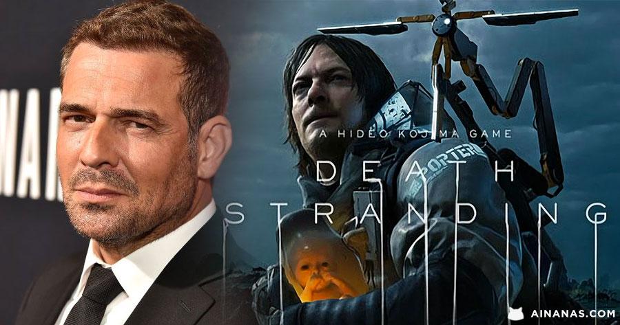 Pêpê Rapazote dá voz ao protagonista de Death Stranding