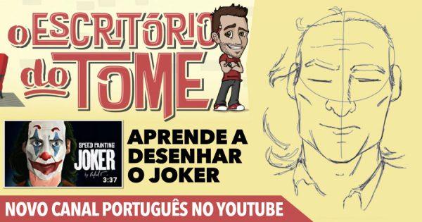 JOKER ganha homenagem em Canal Artístico Português